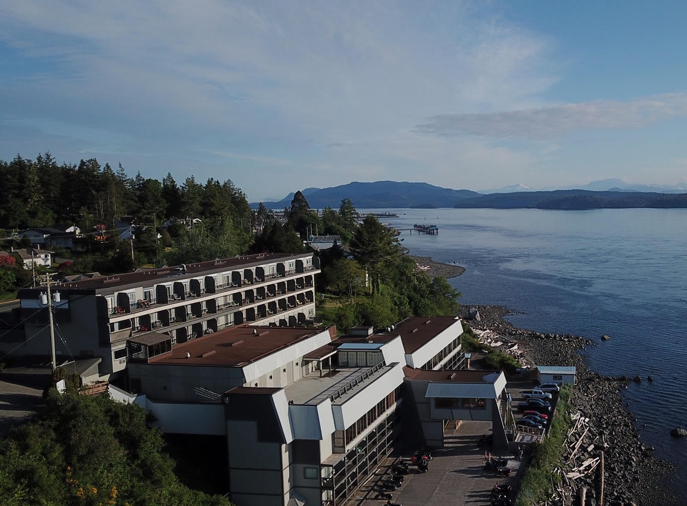 Anchor Inn & Suites Hotel, Campbell River